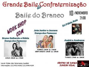 Grande Baile de Confraternização Do Centro Junior Vidal