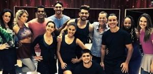 Participantes da Dança dos Famosos 2014